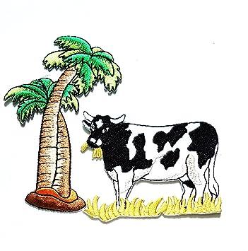 Amazon.com: HHO mezcla Set de dibujos animados lindo vaca de ...