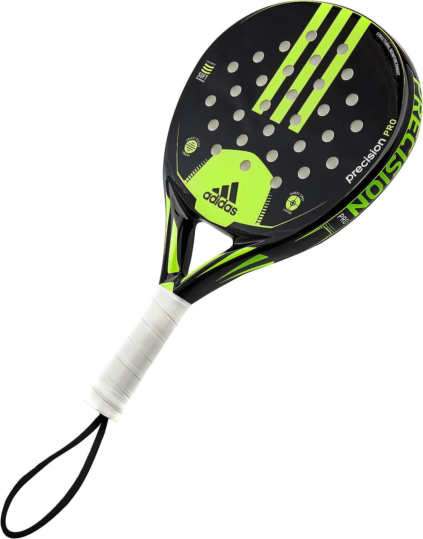 adidas Paddle/Padel Tenis Precision Pro/Fibra de Vidrio y EVA Soft Performance. Raqueta de Bola/Raqueta.