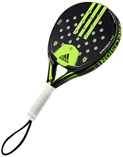 Amazon.com : adidas Paddle/Padel Tennis Precision PRO 2019 / Fiber Glass and EVA Soft Performance. Paddle Ball/Racket/Racquets. : Sports & Outdoors