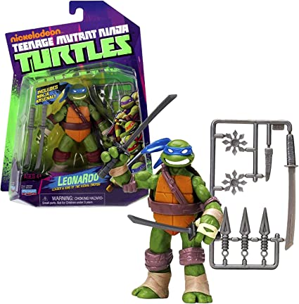 Amazon Com Playmates Year 2012 Nickelodeon Teenage Mutant Ninja