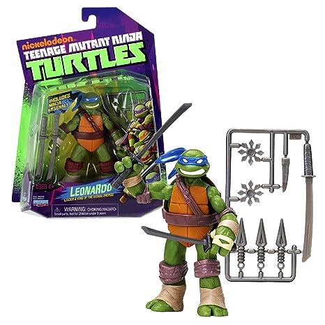 Amazon.com: Playmates Year 2012 Nickelodeon Teenage Mutant ...