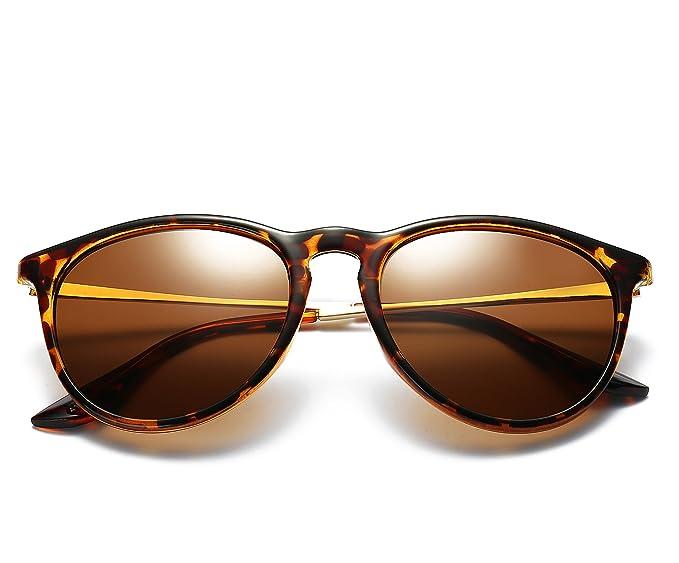 Hat Panda Gafas de Sol Polarizadas UV400 Gafas de Sol Polarizadas Metal de Moda para Conducción Pesca Esquiar Golf Aire Libre para Mujer y Hombre ...