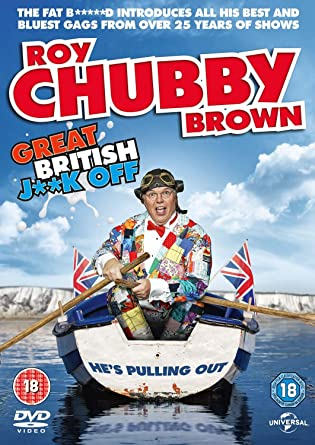 Roy Chubby Brown Dvd