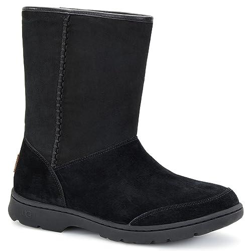 82aea80c1c9 UGG Australia Womens Lars Almond Toe Ankle Fashion Boots: Buy Online ...