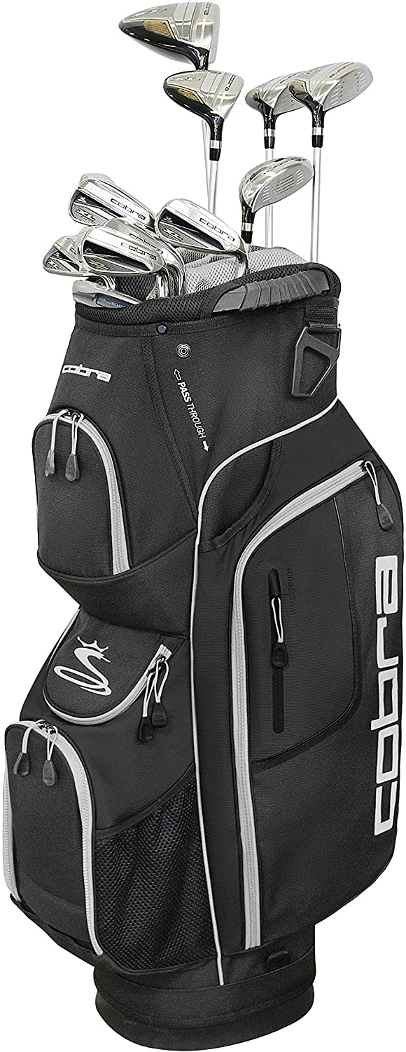 Cobra Golf 2019 Men's XL Speed Complete Golf Set