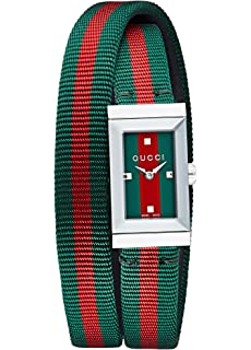 GUCCI G-FRAME LADIES WATCH YA147503