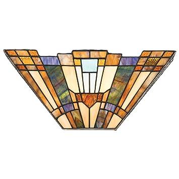 Quoizel tfik8802 inglenook glass wall sconce lighting with shades quoizel tfik8802 inglenook glass wall sconce lighting with shades 2 light 36 total aloadofball Gallery