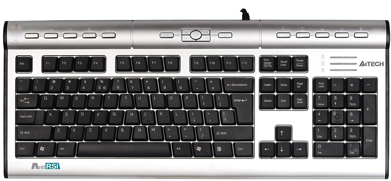 Скачать драйвера для клавиатуры a4tech kl 7muu