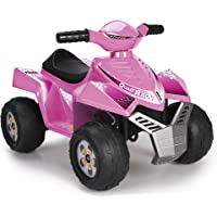 FEBER - Quad Racy 6 V, Color Rosa