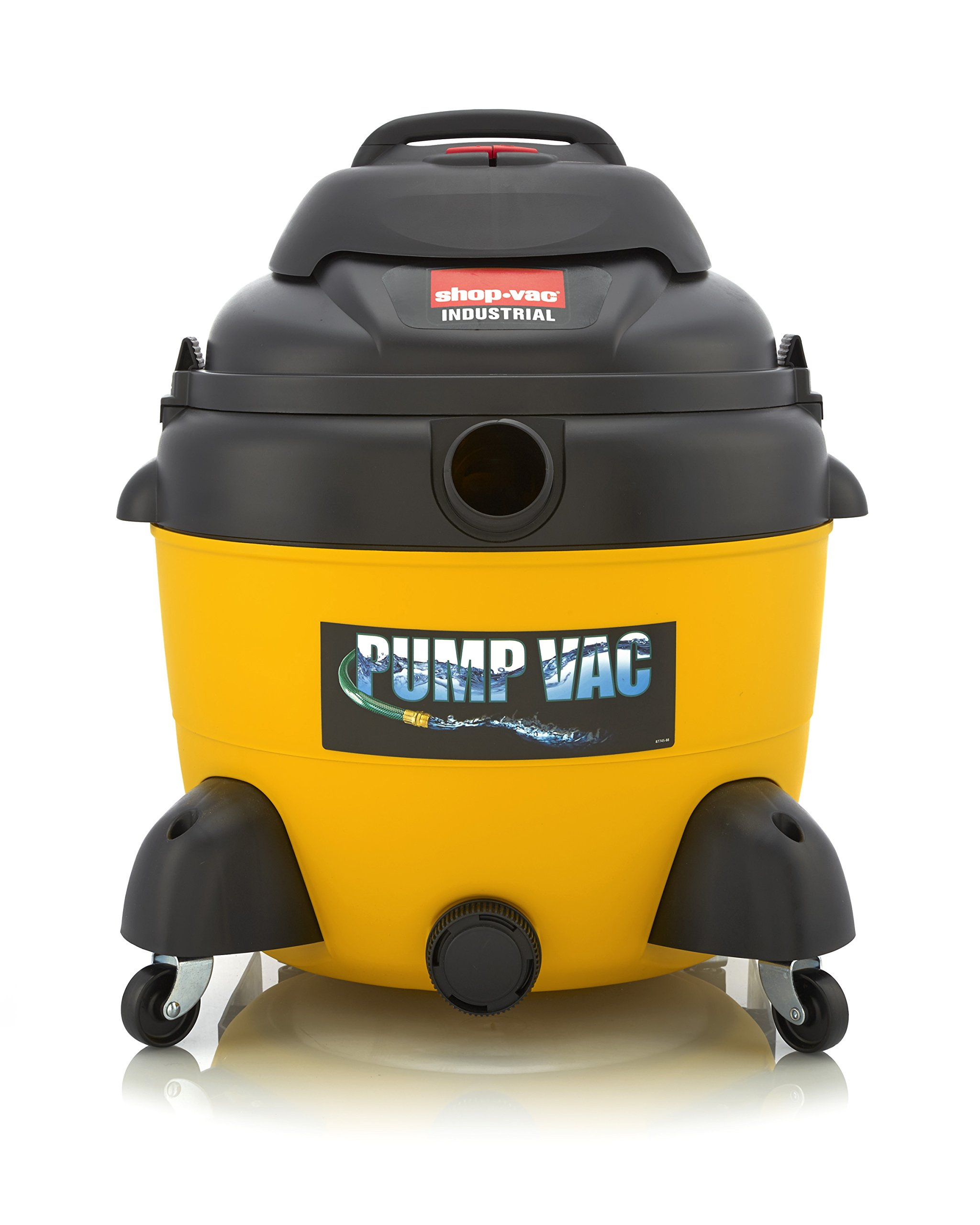Shop-Vac 9604610 6.5 Peak HP wet Dry Vacuum with Built in Pump, 16-Gallon by Shop-Vac (Image #3)