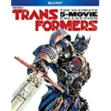 Transformers 5 Movie Collection [Blu-ray] (Bilingual)