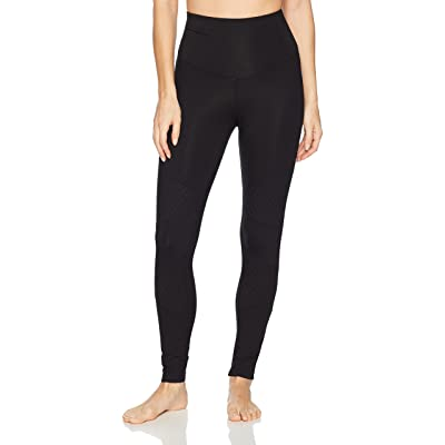 Yummie Women's Quilted Moto Legging