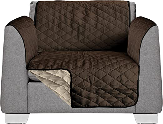 Fleece Chair Seat Sofa Couch Covers Armchair Slipcover Mat Furniture Protector