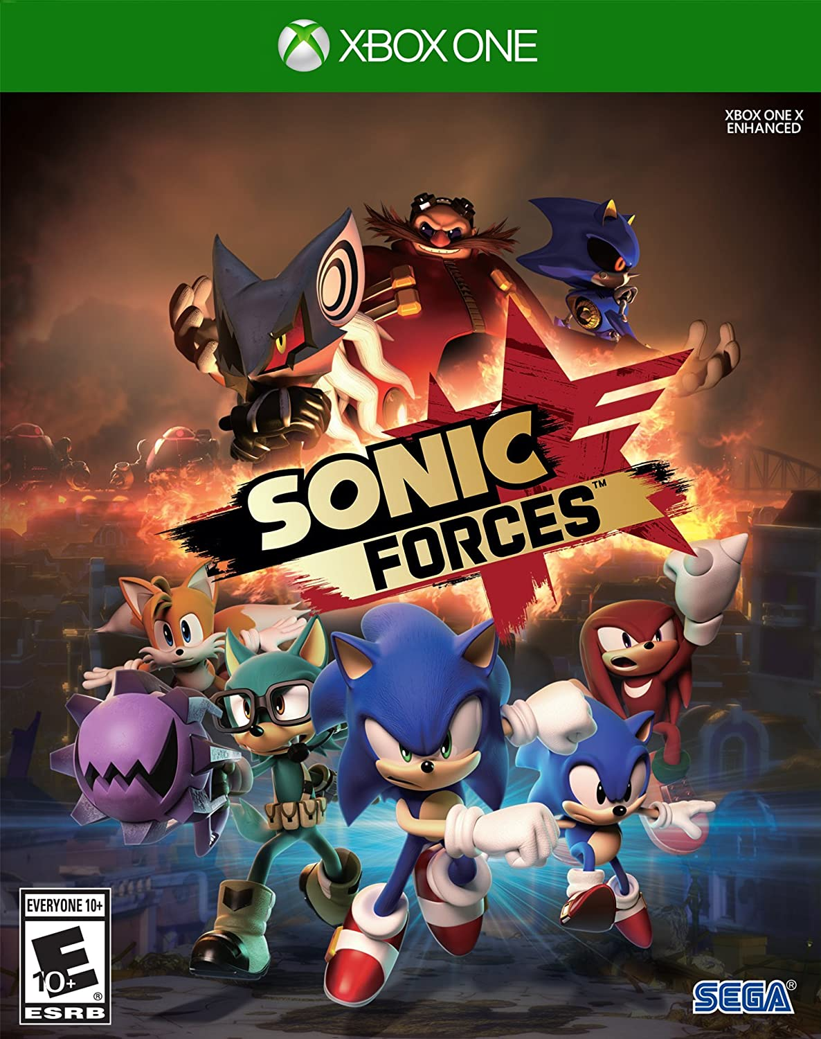 S-Sonic Force for Xbox One [USA]: Amazon.es: Sega of America Inc: Cine y Series TV