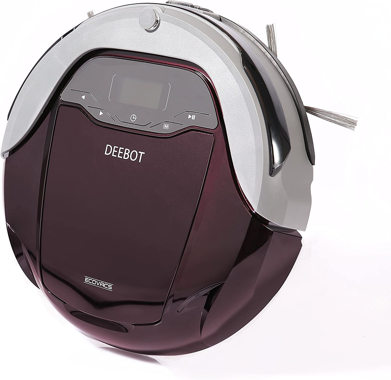 ECOVACS Deebot D79, 30 W, 3.3 kg, 60 Decibelios, Acero, multicolor ...