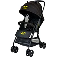 Kids Embrace DC Comics Batman Lightweight Adjustable Compact Toddler Stroller