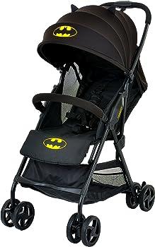 Kids Embrace DC Comics Batman Adjustable Compact Toddler Stroller