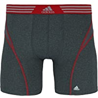 adidas Men's Climalite Flex Boxer Brief Underwear