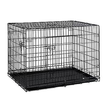 Oneconcept Pet Cargo S Caja de Transporte Canina Jaula Mascota ...