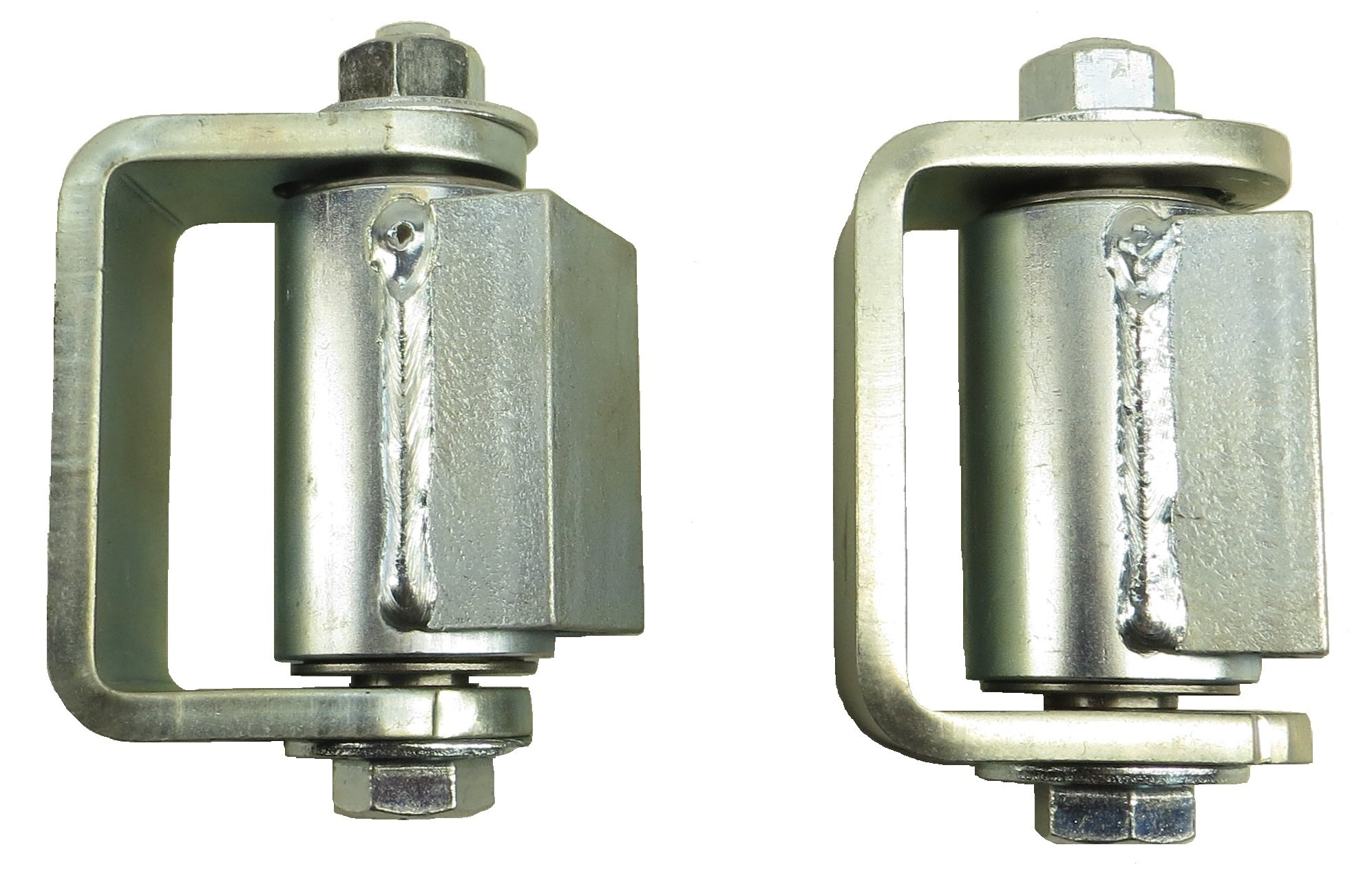 Fitt-Rite HBR-300 3-1/4'' Heavy Duty Adjustable Sealed Bearing Hinge (Pair)-MADE IN USA