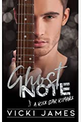 Ghost Note: A Rock Star Romance (Gods of Rock Book 3) Kindle Edition