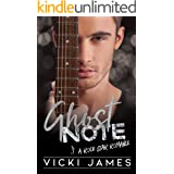 Ghost Note: A Rock Star Romance (Gods of Rock Book 3)