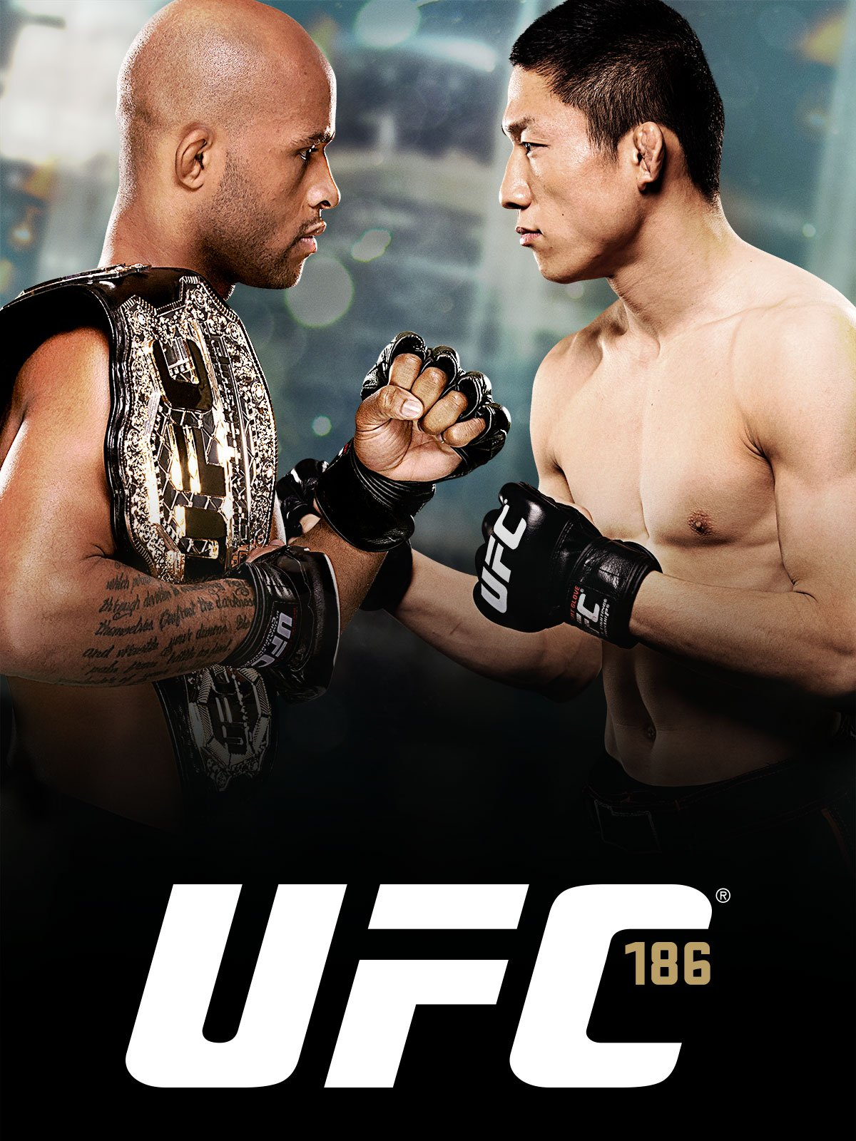 Watch UFC 186: Johnson vs. Horiguchi | Prime Video