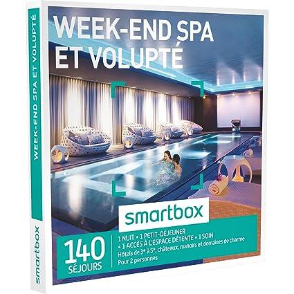 Smartbox – Caja Regalo – Fin de semana de spa y deleite – 140 estancias: