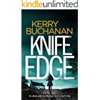 KNIFE EDGE an utterly addictive crime thriller full of twists (Detectives Harvey & Birch Mysteries Book 1)