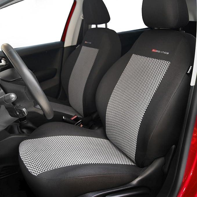 Autositzbezüge für Opel Zafira B 05-14 5-Sitze Beige Set Schonbezüge Sitzbezüge