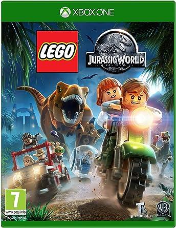 Lego Jurassic World (Xbox One) (New): Amazon.es: Videojuegos