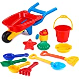 Joyin Toy Beach Sand Toy Set Including Trolley Cart