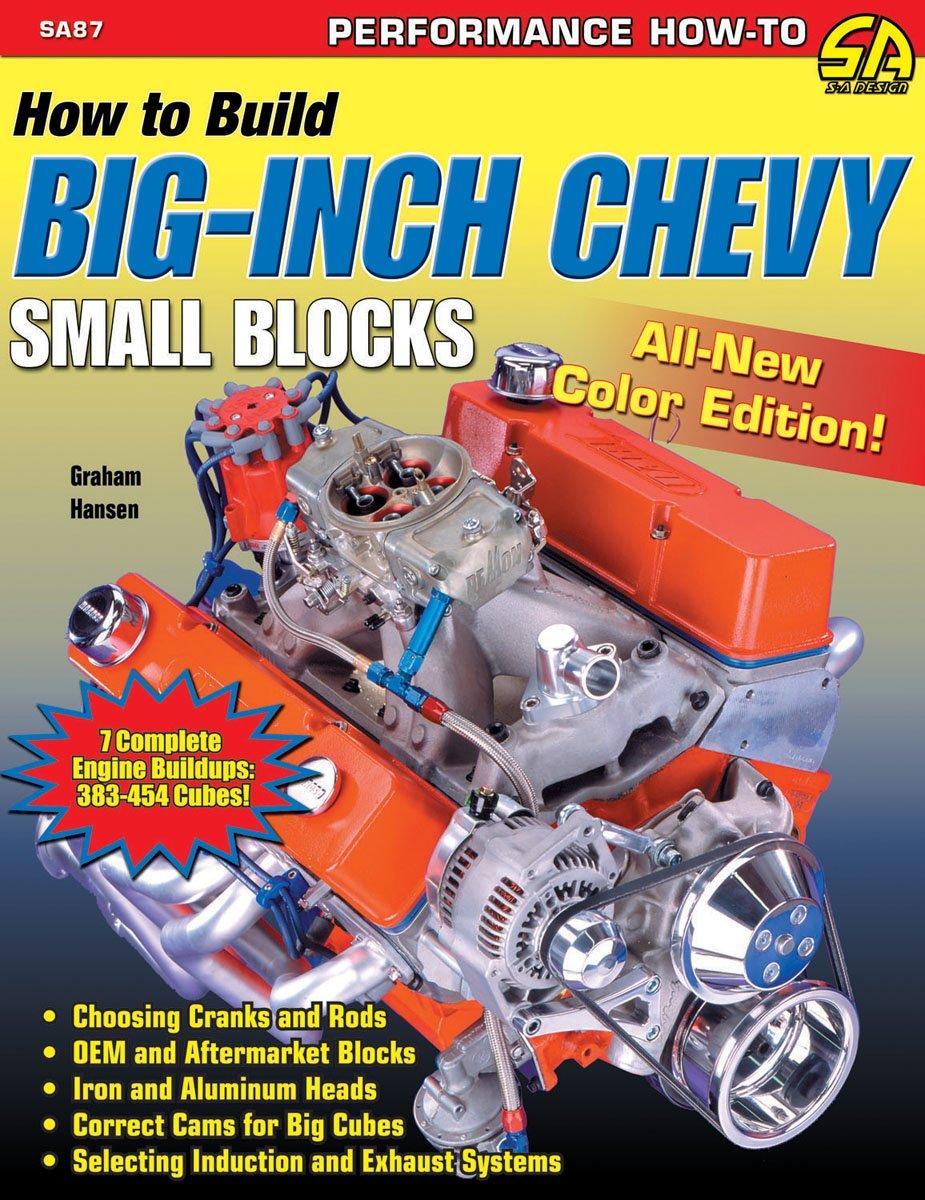 How to Build Big-Inch Chevy Small-Blocks: Graham Hansen