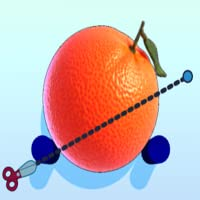 Slice The Fruit Games