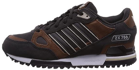 4c620b0af Adidas ZX 750 (b25959) Grey Size  8.5 UK  Amazon.co. ...