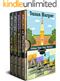 College Town Cozy Mystery Boxed Set