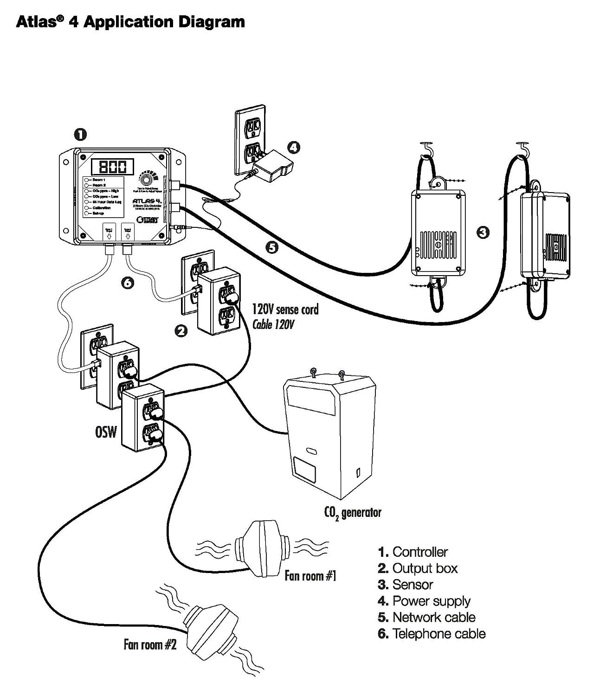 phone cord diagram wiring diagram database Telephone Wiring Diagram amazon titan controls 2 room carbon dioxide co2 monitor phone line diagram phone cord diagram