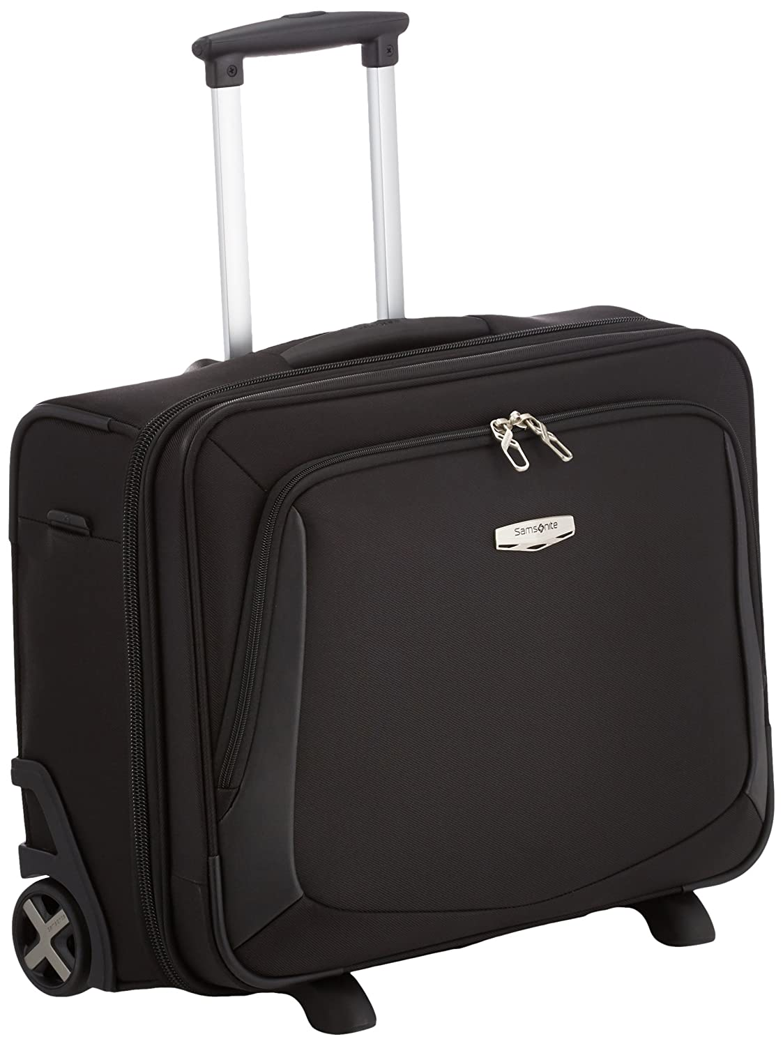 065b47eaa49dce Samsonite Pilot Case, 48 cm, 32 Liters, Black: Amazon.co.uk: Luggage