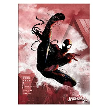 Marvel Comics Metal Poster Spider-Man 32 x 45 cm Posters ...