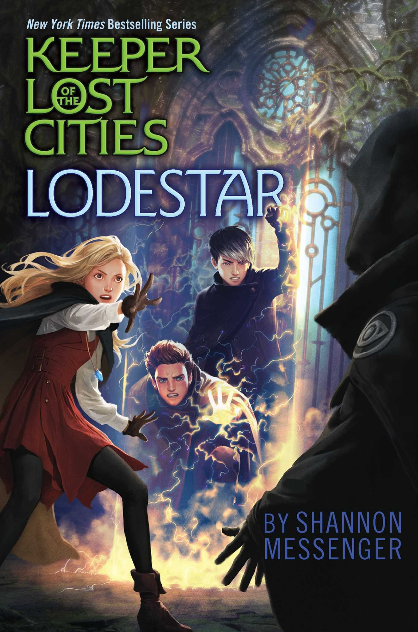 Lodestar keeper of the lost cities shannon messenger lodestar keeper of the lost cities shannon messenger 9781481474955 amazon books fandeluxe Choice Image