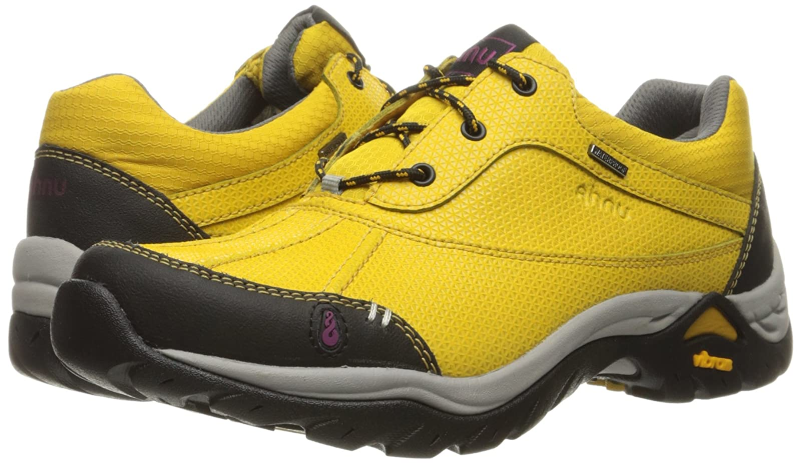 Ahnu Women's Calaveras Waterproof Hiking Shoe 5 M US - 6