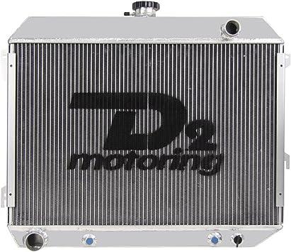 "Plymouth Cars 22/"" Core 3 Row All Aluminum Radiator for MOPAR Dodge"