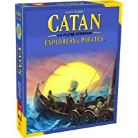 Catan Catan Explorers and Pirates 5 and 6 Player Extension Exp Board Game