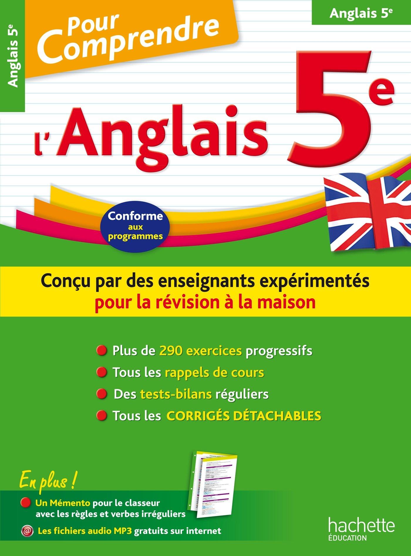 Amazon Fr Pour Comprendre Anglais 5e Gerber Krystel Livres