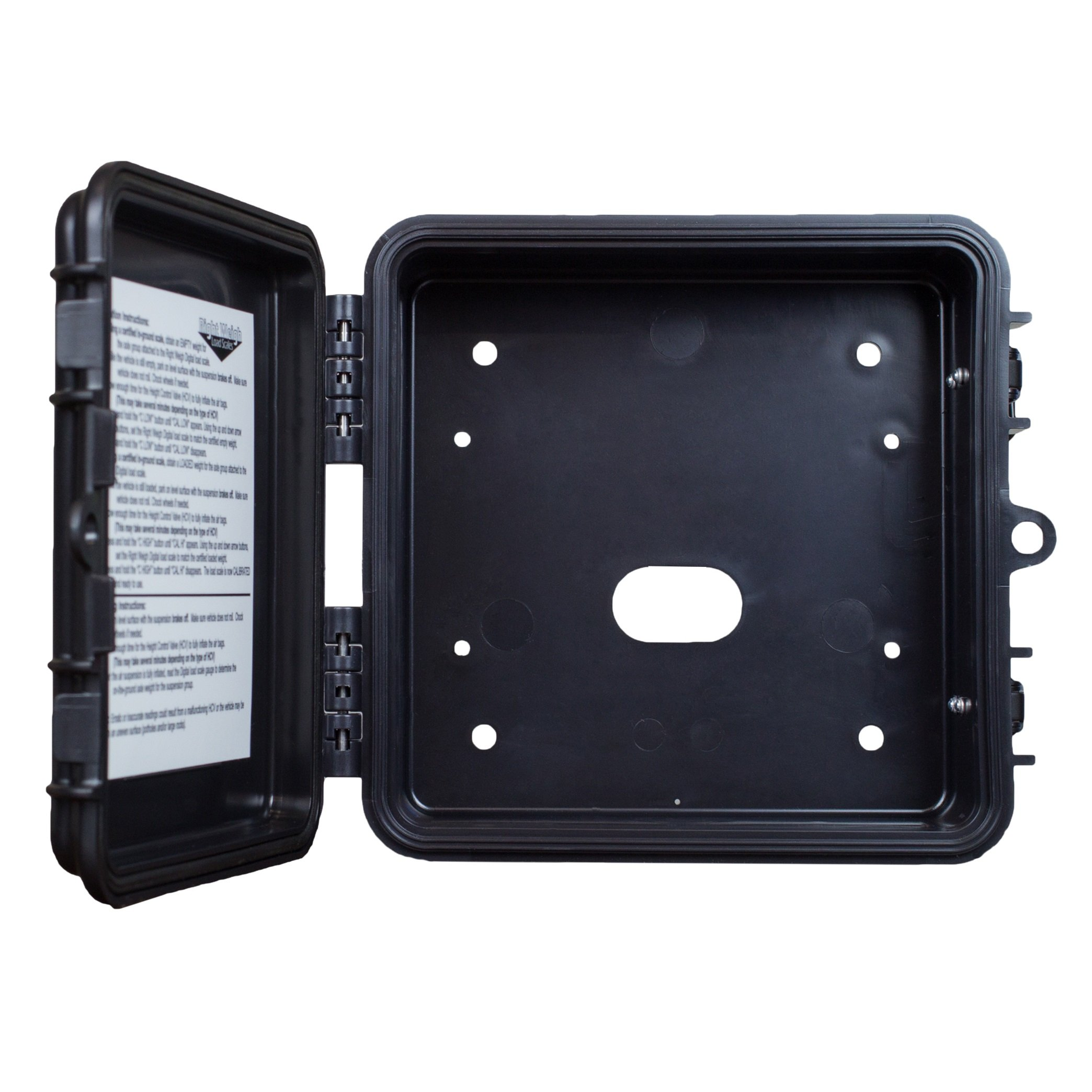 909-201 Replacement Right Weigh Digital Load Scale Protective Box