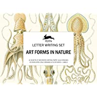Art Forms in Nature: Letter Writing Set