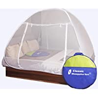 Classic Mosquito Net Foldable for Double Bed|King Size|Queen Size