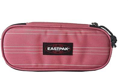 Eastpak estuche ovalado Stripe it Marshmellow: Amazon.es: Oficina y papelería