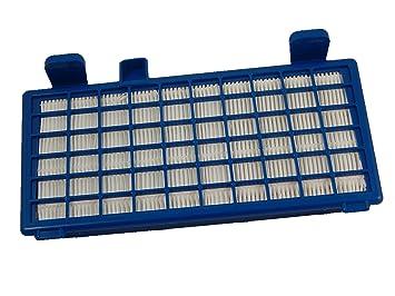 vhbw alergia Filtro Hepa para Aspirador Robot Aspirador Multiusos Rowenta X-Trem Power Cyclonic RO6235ea/410, RO6239, RO6242, RO6242ea/410: Amazon.es: ...