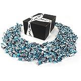 Adams & Brooks Coffee Rio Sugar-Free Original Hard Candy, 1 lb Bag in a BlackTie Box